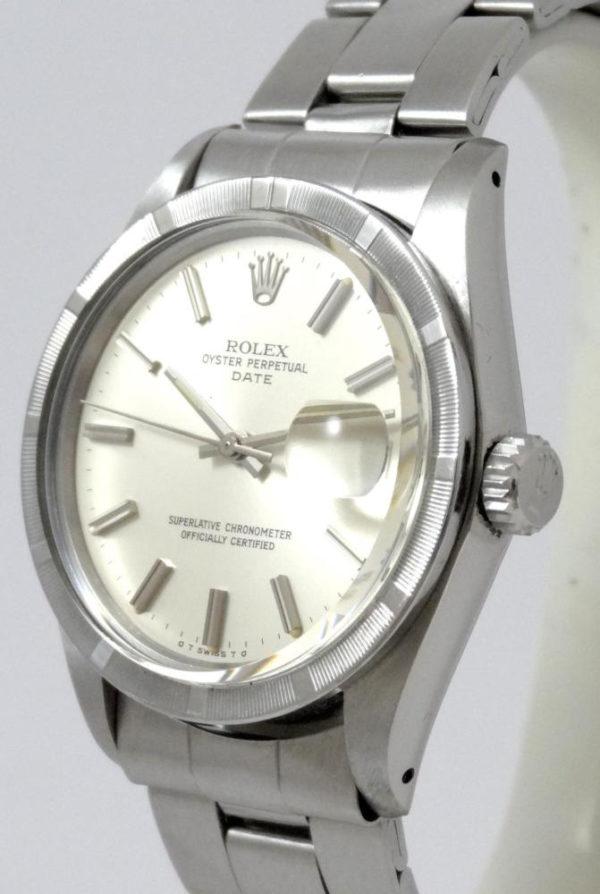 Rolex Oyster Date Perpetual 34mm Circa 1959