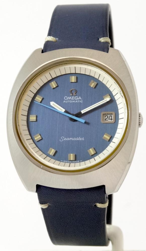 Omega Seamaster Jumbo