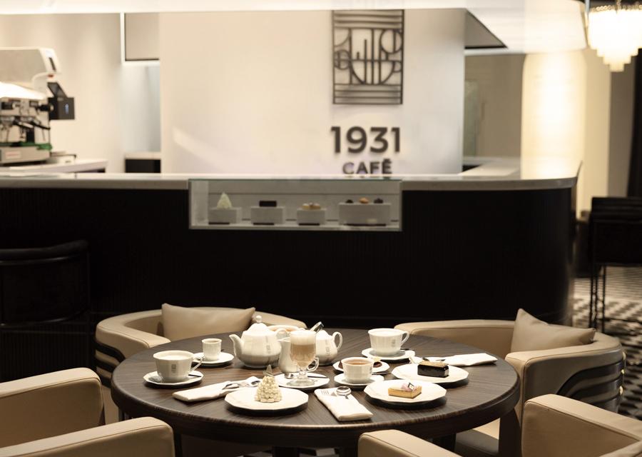 1931 Café Jaeger-LeCoultre