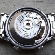 LeCoultre & Co Speedbeat, acier