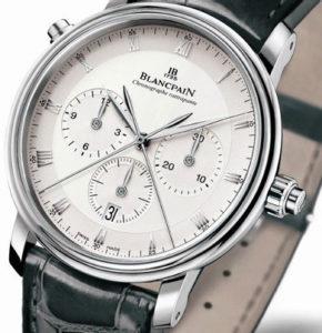 Blancpain chronographe rattrapante