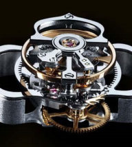 Cartier, Tourbillon volant