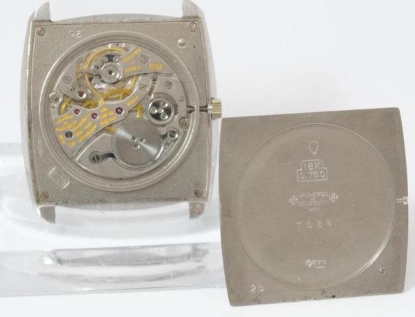 Vacheron & Constantin TV Shape Ultra Plate