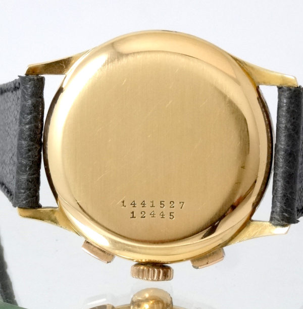 Universal Genève Uni-Compas Or Rose 1950
